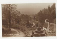 At Selworthy, Judges Postcard, A865