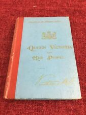 Queen Victoria And Her People Rare Diamond Jubilee Hardback Book 1897