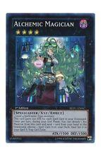 YuGiOh Carta - Alquímico Magician REDU-EN047 1st Edición Super Raro