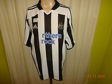 "Newcastle United Adidas Heim Trikot 2003-2005 ""northern rock."" Gr.XL"