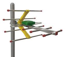 AA156 - Antenna TV per esterno DVBT - DVBT2 con cavo