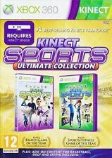 Kinect Sports: Ultimate Collection (Xbox 360, Season One & Two plus Bonus) NEW