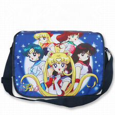 Sailor moon Anime Manga Tasche Tragtasche Messenger Bag 34x26X10cm Nylon Neu