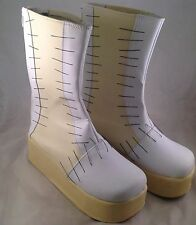 Soul Eater Size 8 Dr Franken Stein Cosplay Anime Shoes Boots Costume Manga
