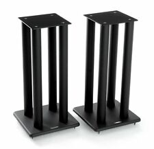 Atacama SL600i Speaker Stands Satin Black (Pair)