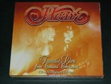Fanatic Live from Caesars Colosseum [Digipak] by Heart CD+DVD