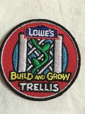 "Lot Of 7 Kid's Build A Trellis Activity Award 2"" Patch Summer Camp Project"
