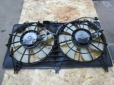 12-15 Camaro SS 1LE ZL1 OEM Electric Dual Cooling Fan Factory 1E1 Car Take off