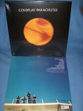 COLDPLAY PARACHUTES 180 GRAM VINYL LP NEW SEALED $17.99