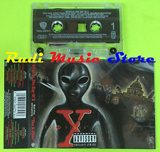 MC SONGS IN THE KEY OF X X- FILES foo fighters sherly crow (*)cd lp dvd vhs