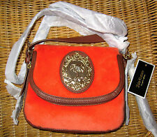 NEW Juicy Couture Bag Orange Mini Ciara Malibu Girl