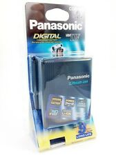 Genuine Panasonic CGR-D53 A/1K Battery Pack for Mini-DV Camcorder #P212 NEW