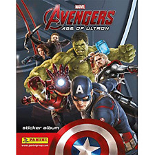 Panini Marvel Avengers Age Of Ultron Sticker Starter Pack (album + 31 stickers)