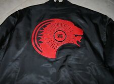 "LEBRON JAMES #23 JACKET NIKE CUSTOM EMBROIDERED ""THE KING"" 3XL"