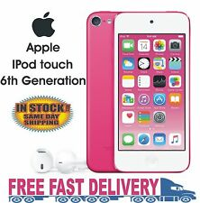 New Apple - iPod touch® 16GB MP3 Player (6th Gen. - Latest Model 2016) - PINK