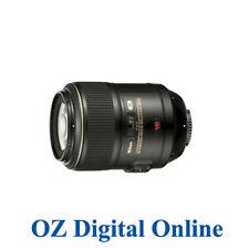 New Nikon AF-S 105mm f/2.8G Macro VR F2.8 G 1 Yr Au Wty