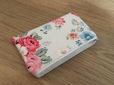 Handmade Zipped Coin Purse Made Using Cath Kidston Forest Bunch Fabric