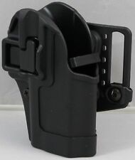 New! Blackhawk! SERPA CQC Holster for Glock 29/30/39 Black Right Hand 410530BK-R