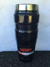 NEW Thermos Stainless King 16-Ounce Leak-Proof Travel Tumbler  Midnight blue