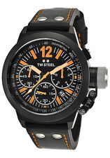NEW TW Steel CEO Chronograph Quartz Stainless Steel CE1029R