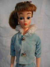 Mitzi in Bon Voyage outf for (Bobbi or Tina Cassini) Barbie or babs Clone RARE