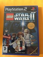 JEU PS2 @@ PLAYSTATION 2 @@ SONY @@ LEGO STAR WARS II @@ LA TRILOGIE ORIGINALE
