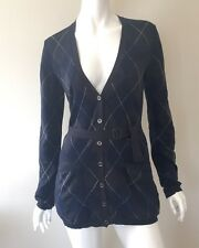 BURBERRY BRIT cardigan navy color size S/M