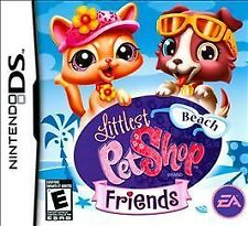 Littlest Pet Shop: Beach Friends (Nintendo DS, 2009)