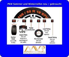 Winterreifen gebraucht 225/50 17 94H Dunlop Winter Sport M3* DSST RF 8 mm 4013