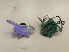 Mega Latios And Mega Rayquaza Pokemon Pins New