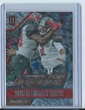 2016 Panini Unparalleled Jameis Winston In the Moment (Bucs) #ITM-21 Look!!