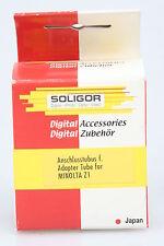 Soligor Anschlusstubus / Adapter Tube für Minolta Z1 45-52mm