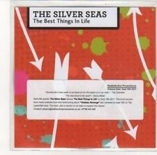 (DK620) The Silver Seas, The Best Things In Life - 2011 DJ CD