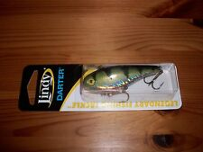 Lindy Ice Fishing Darter 1/2 oz Yellow Perch - Great Ice Fishing Lure NEW!