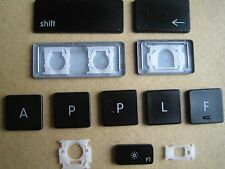 Apple MacBook Pro Unibody Aluminum replacement keyboard keys key buttons B