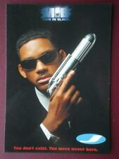 POSTCARD L5-23 WILL SMITH 'MEN IN BLACK'