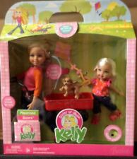 2006 MATTEL KELLY SISTER OF BARBIE & STACIE PLAYGROUND DOLLS PLAYSET