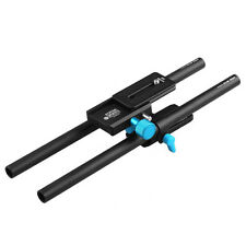 FOTGA DP3000 15mm Rail Rod Quick Release Baseplate For DSLR Follow Focus Rig M3