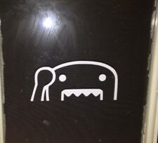 "5"" Waving Half DOMO KUN JDM Funny Vinyl Decal Car window Sticker  Euro Honda"