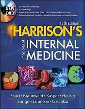 Harrison's Principles of Internal Medicine by Eugene Braunwald, Anthony S....