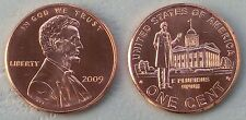 "USA 1 Cent Lincoln 2009 P ""Professional Life"" unz."
