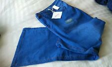 "Para mujer Blue Jeans, Talla 22/29"", Bootcut, ajuste perfecto, Bnwt, Evans"