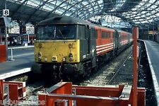Virgin Trains 87017 Liverpool Lime Street, Merseyside 2003 Rail Photo