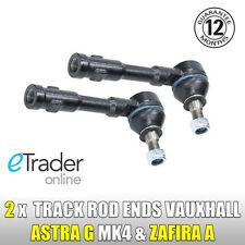 Vauxhall ASTRA G MK4 2.0 GSi & Turbo LEFT+RIGHT Outer Track Rod Ends Steering