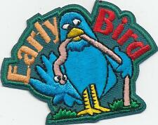 Girl Boy Cub EARLY BIRD REGISTRATION Fun Patches Crest Badges SCOUT GUIDE