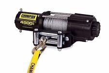 14560 Champion Power Equipment 4500lb ATV/UTV Wireless Winch Kit
