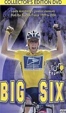 G, Big Six- Lance Armstrong's Greatest Moments of the Tour De France, Paul Sherw