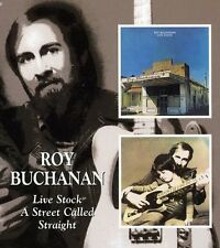 Roy Buchanan - Live Stock: A Street Called Straight [New CD] UK - Import