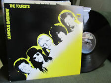 THE TOURISTS Luminous Basement ORIG 1980 LP EURYTHMICS Annie Lennox rare oop!!