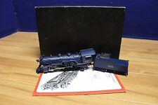 WESTSIDE MODEL HO BRASS WABASH J-1 PACIFIC 4-6-2 STEAM LOCO 543076